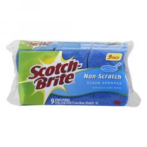 Scotch-brite Non Scratch Scrub Sponges