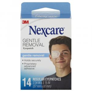 Nexcare Gentle Removal Eye Patch
