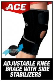 Ace Lateral Stabilization Knee Support