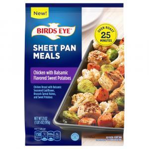 Birds Eye Voila! Sheet Pan Meals Chicken with Sweet Potatoes