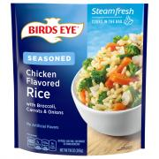 Birds Eye Steamfresh Chicken Flavored Rice