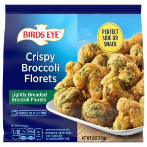Birds Eye Crispy Broccoli Florets