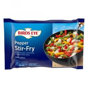 Birds Eye Stir Fry Peppers