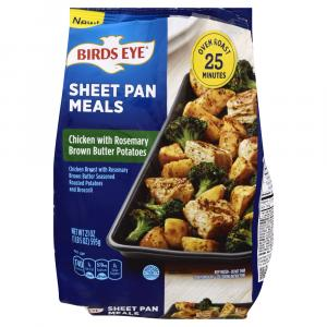 Birds Eye Voila! Sheet Pan Meals Chicken with Rosemary