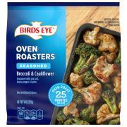 Bird's Eye Oven Roasters Broccoli & Cauliflower