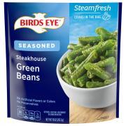 Birds Eye Steakhouse Seasoned Green Beans