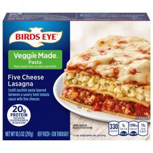 Birds Eye Five Cheese Lasagna