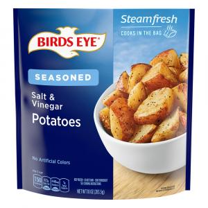 Birds Eye Salt & Vinegar Seasoned Potatoes