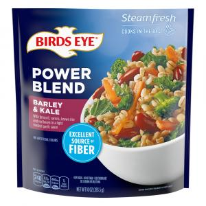 Birds Eye Steamfresh Superfood Blends Barley & Kale