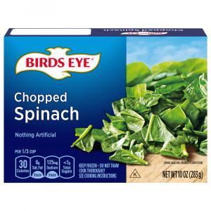 Birds Eye Chopped Spinach
