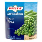 Birds Eye Steamfresh Sweet Peas