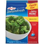 Birds Eye Steamfresh Broccoli Cuts Family Size