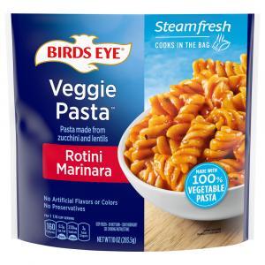 Birds Eye Veggie Made 100% Vegetable Pasta Rotini Marinara