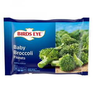 Birds Eye Baby Broccoli Florets