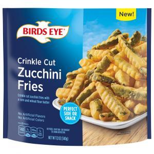 Birds Eye Crinkle Cut Zucchini Fries