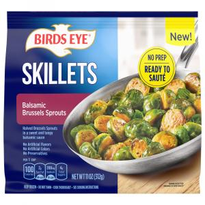 Birds Eye Skillets Balsamic Brussels Sprouts