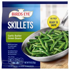 Birds Eye Skillets Garlic Butter Green Beans