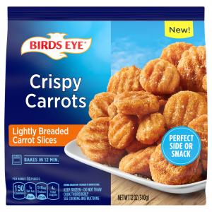 Birds Eye Crispy Carrots