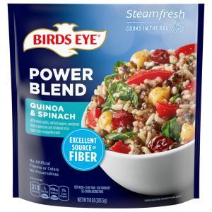 Birds Eye Steamfresh Superfood Blends Quinoa & Spinach