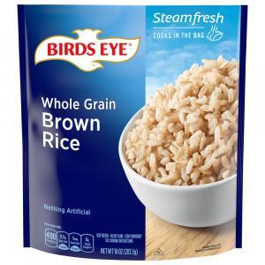 Birds Eye Steamfresh Whole Grain Brown Rice