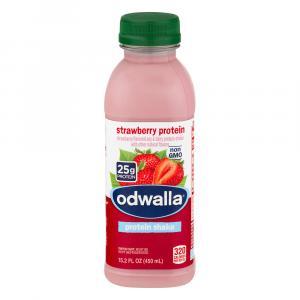 Odwalla Strawberry Protein Shake