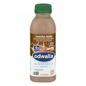 Odwalla Mocha Latte Almond Protein Shake