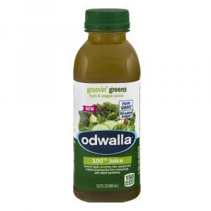 Odwalla Groovin Greens Fruit & Veggie Juice