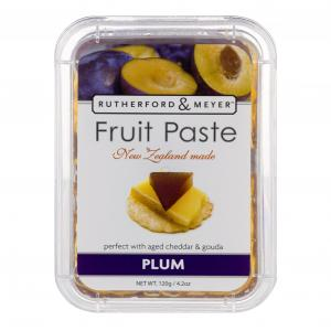 Rutherford & Meyer Plum Fruit Paste