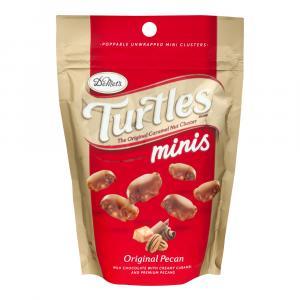 Demet's Turtles Minis Original Pecan Chocolate Caramel