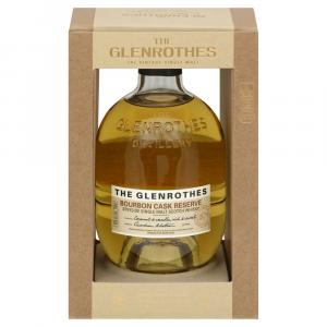 The Glenrothes Scotch
