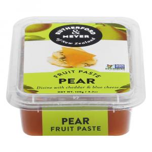 Rutherford & Meyer Pear Fruit Paste