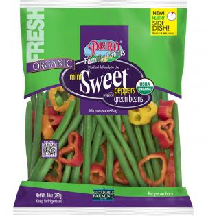 Pero Family Farms Mini Sweet Peppers With Snipped Green