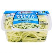 Pero Farms Simple Side Kicks Zucchini Veggie Spiral Pesto