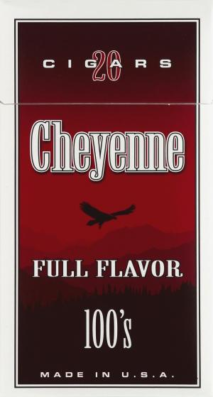 Cheyenne Full Flavor Filtered Cigars