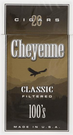 Cheyenne Lite Little Cigars