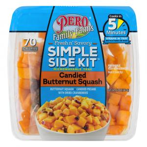 Pero Family Farms Simple Side Kit Candied Butternut Squash