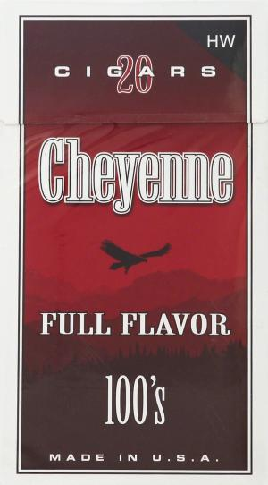 Cheyenne Heavy Weight Cigars Full Flavor