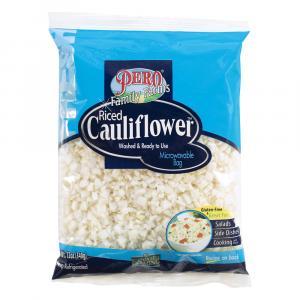 Pero Family Farms Riced Cauliflower