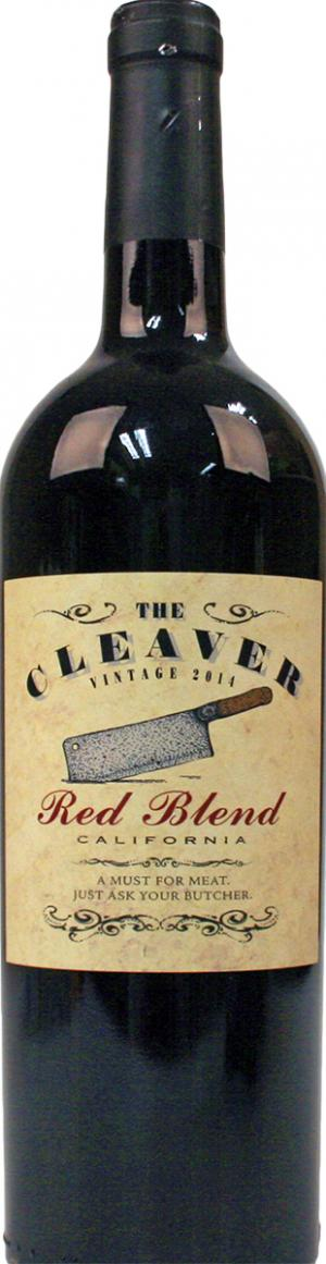 The Cleaver Red Blend Red Wine