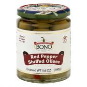 Bono Red Pepper Stuffed Olives