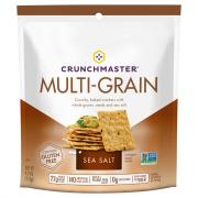 Crunchmaster Multi-Grain Sea Salt Cracker