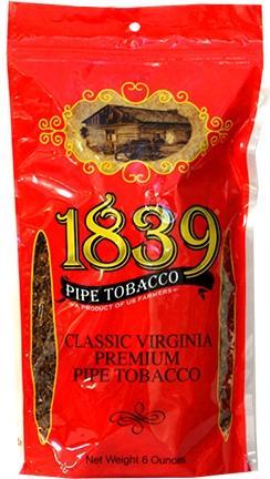 1839 Classic Virginia Pipe Tobacco