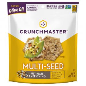 Crunchmaster Multi-Seed Cracker Ultimate Everything