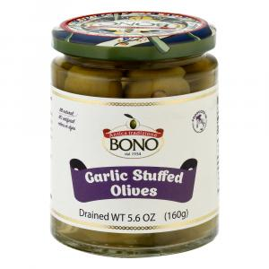 Bono Garlic Stuffed Olives