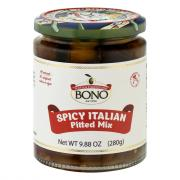 Bono Spicy Italian Pitted Mix