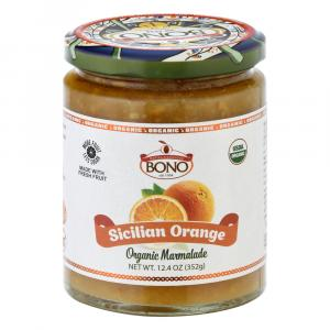 Bono Organic Sicilian Orange Marmalade