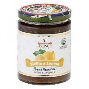 Bono Organic Sicilian Lemon Marmalade
