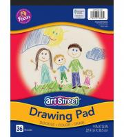Pacon Drawing Pad 9X12