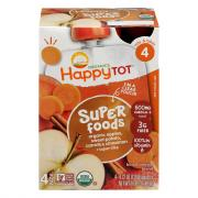 Happy Tot Organic Sweet Potato, Apple, Carrot & Cinnamon