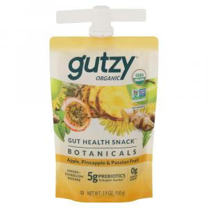 Gutzy Organic Apple, Pineapple, Passion Fruit Botanical